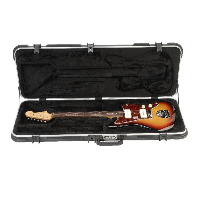 skb jaguar jazzmaster type shaped hardshell guitar flight case tool cases direct. Black Bedroom Furniture Sets. Home Design Ideas